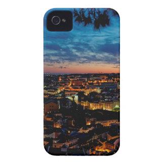 Lisbon Travel Skyline Case-Mate iPhone 4 Case