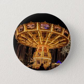 Liseberg theme park 2 inch round button