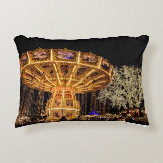 Liseberg theme park decorative pillow