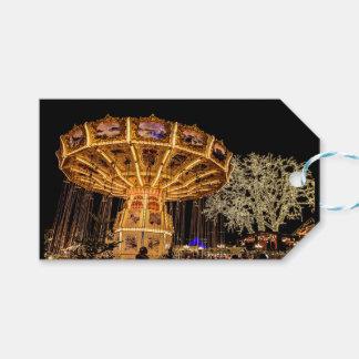 Liseberg theme park gift tags