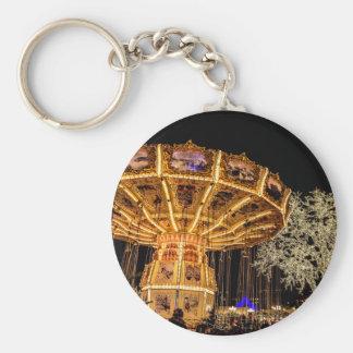 Liseberg theme park keychain