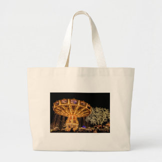 Liseberg theme park large tote bag