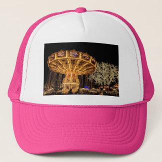 Liseberg theme park trucker hat