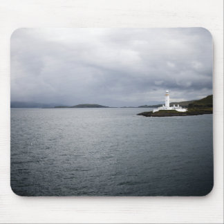 Lismore Lighthouse Scotland Mouse mat