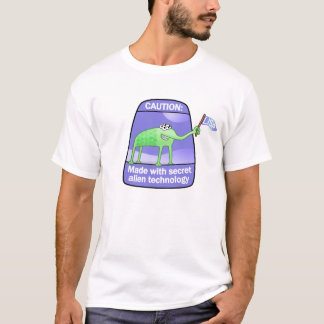 Lisp: Made with Secret Alien Technology T-Shirt