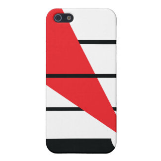 Lissitzky & Mondrain iPhone 5/5S Cover