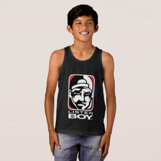 Listen BOY Clothing with Attitude Tank Top
