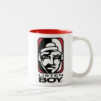 Listen BOY Coffee Cup