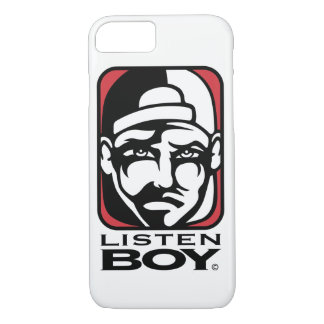 Listen BOY iPhone Cover