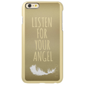 Listen for your Angel Quote