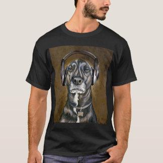 LISTEN,HERE - DOG T-Shirt