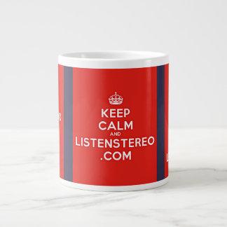 Listen Jumbo Jumbo Mug