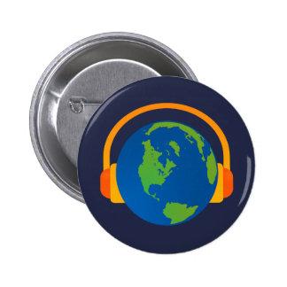 Listen to Earth Button
