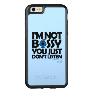 Listen To Little Miss Bossy OtterBox iPhone 6/6s Plus Case