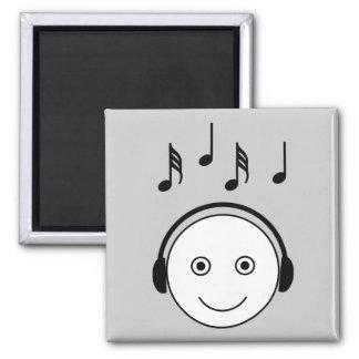 Listen to music magnet