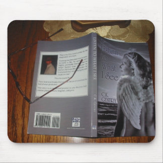 Listen to What I See - mousepad