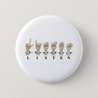 ListenAmeslan062611 2 Inch Round Button