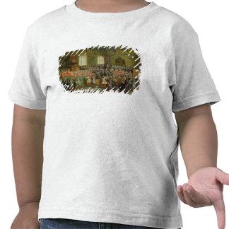 Lit de justice tenu au Parlement T-shirts