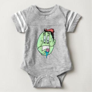 Lit face baby bodysuit