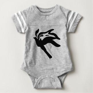 Lit Torch Baby Bodysuit