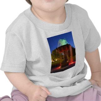 Lit Water Fountain T Shirt