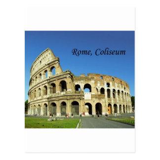 L'Italie, Rome, Colisé romain (St.K.) Cartes Postales
