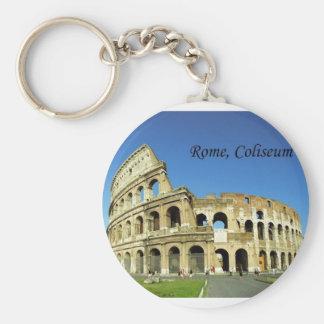 L'Italie, Rome, Colisé romain (St.K.) Porte-clef