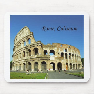 L'Italie, Rome, Colisé romain (St.K.) Tapis De Souris