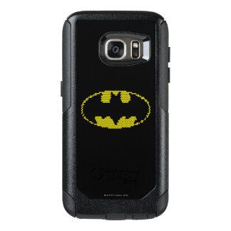 Lite-Brite Bat Emblem OtterBox Samsung Galaxy S7 Case