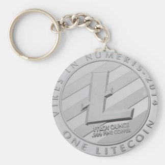 Lite coin Key chain