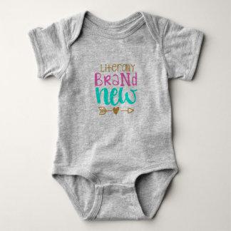 Literally Brand New Baby Onsie Baby Bodysuit