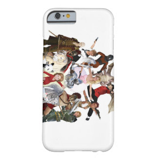 Literary Classics and Fictional Characters Dreamed Barely There iPhone 6 Case