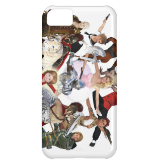 Literary Classics and Fictional Characters Dreamed Cover For iPhone 5C