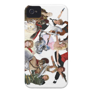 Literary Classics and Fictional Characters Dreamed iPhone 4 Case-Mate Case