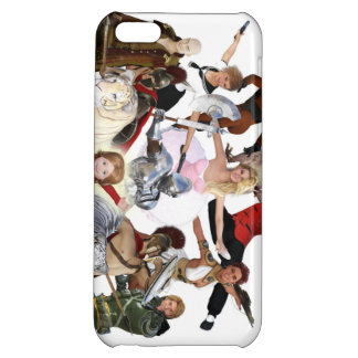 Literary Classics and Fictional Characters Dreamed iPhone 5C Cases