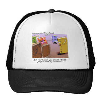 Literary Courtroom Drama Funny Gifts Tees Mugs Etc Trucker Hat