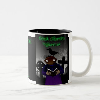 Literature - Dark Derek Two-Tone Coffee Mug