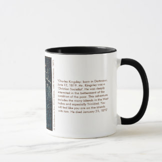 Literature: Kingsley, 11 oz Ringer Mug