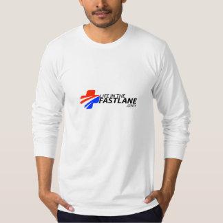 LITFL logo and Shock 'em T-Shirt
