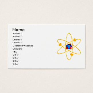 Lithium_Hearts Business Card