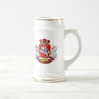 Lithuania Coat of Arms Mug
