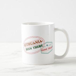 LITHUANIA COFFEE MUG