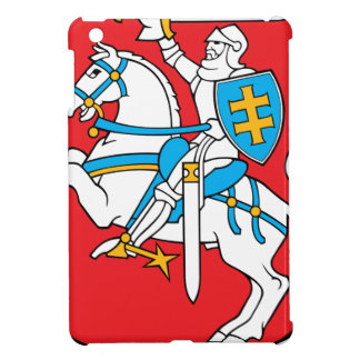 Lithuania Emblem - Coat of arms - Lietuvos Herbas Case For The iPad Mini