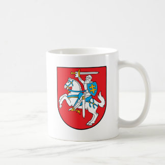 Lithuania Emblem - Coat of arms - Lietuvos Herbas Coffee Mug
