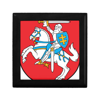 Lithuania Emblem - Coat of arms - Lietuvos Herbas Gift Box