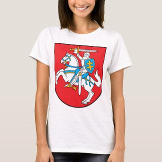 Lithuania Emblem - Coat of arms - Lietuvos Herbas T-Shirt