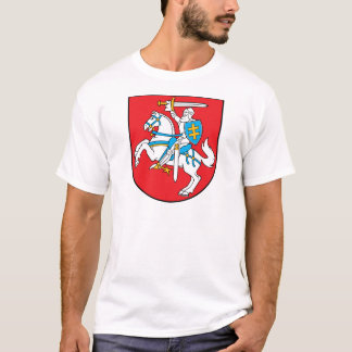 Lithuania Emblem - Coat of arms - Lietuvos Herbas T-Shirt