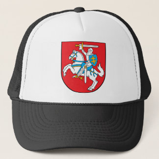 Lithuania Emblem - Coat of arms - Lietuvos Herbas Trucker Hat