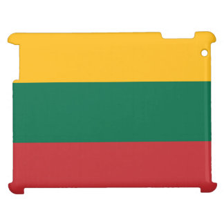 Lithuania Flag Case For The iPad 2 3 4