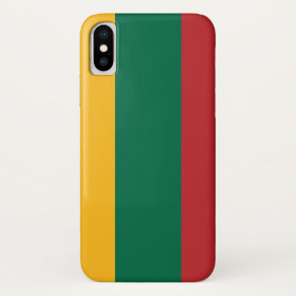 Lithuania Flag Case-Mate iPhone Case